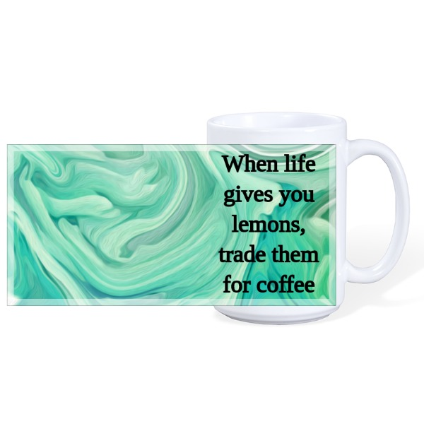 When Life Gives You Lemons, Trade Them for Coffee