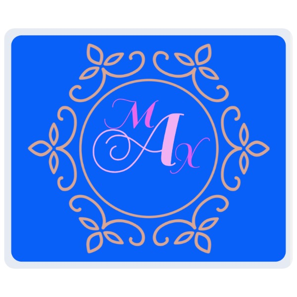 Monogram - Mousepad