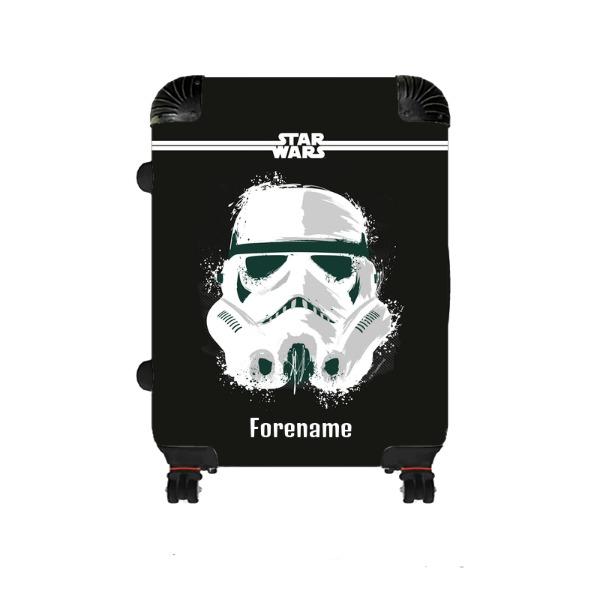 Star Wars Storm Trooper Paint Medium Suitcase