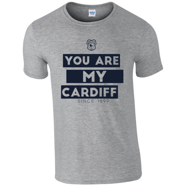 Cardiff City FC Chant T-Shirt