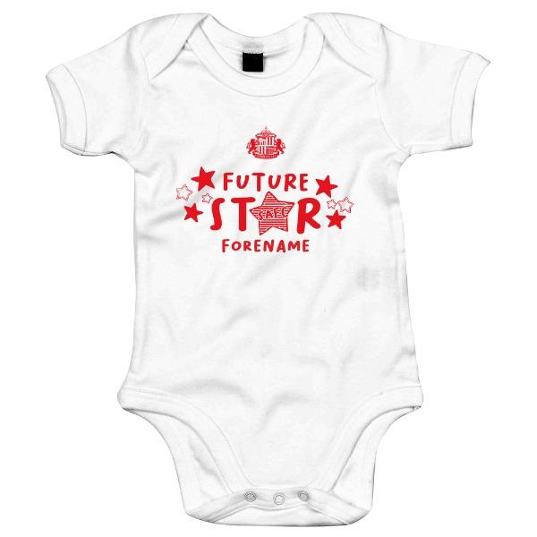 Sunderland AFC Future Star Baby Bodysuit
