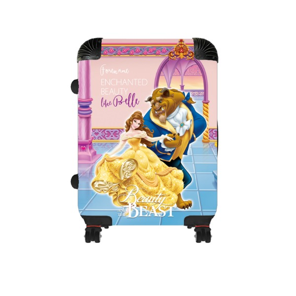 Disney Beauty and The Beast Dance Cabin Suitcase
