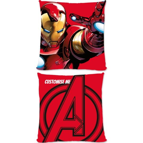Marvel Avengers Assemble Iron Man Large Fiber Cushion