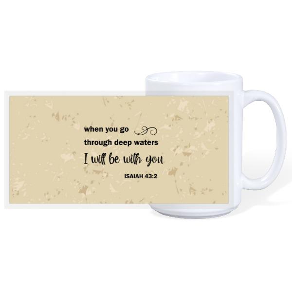 WHEN YOU GO - 15oz Ceramic Mug