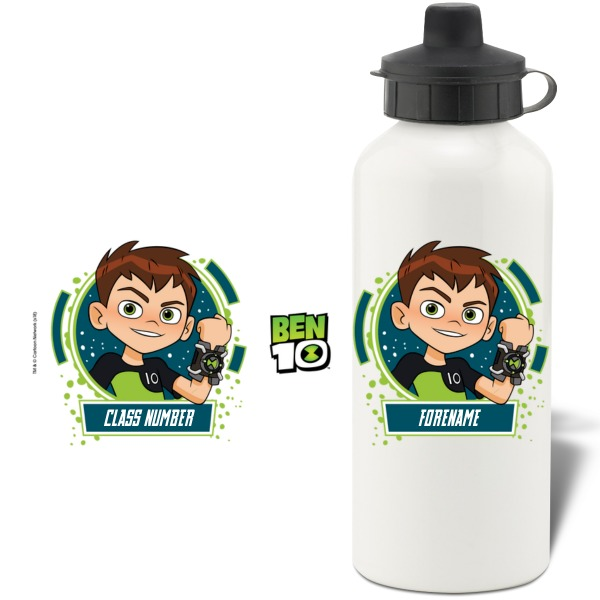 Disney Ben 10 Class Aluminium Water Bottle
