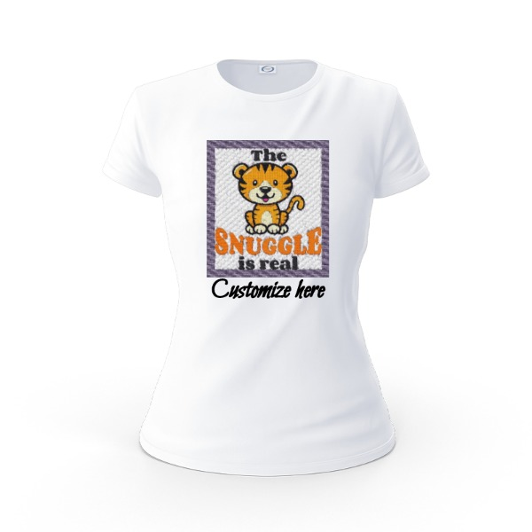 For real - Ladies Solar Short Sleeve