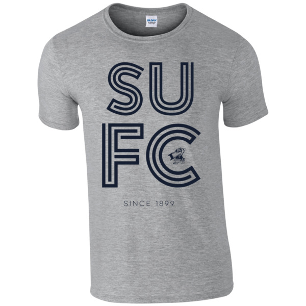 Scunthorpe United FC Stripe T-Shirt