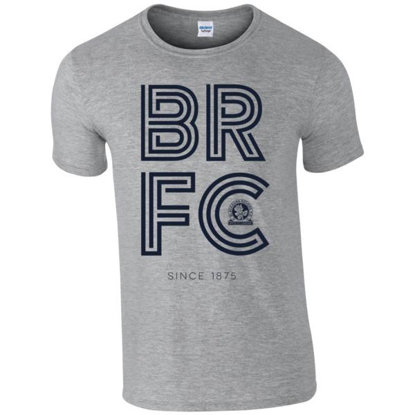 Blackburn Rovers FC Stripe T-Shirt