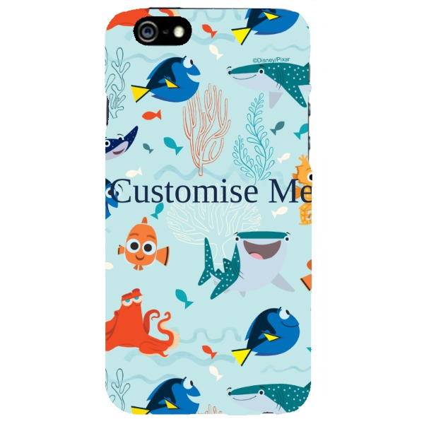 Disney Finding Dory Print iPhone 6/6s Clip Case