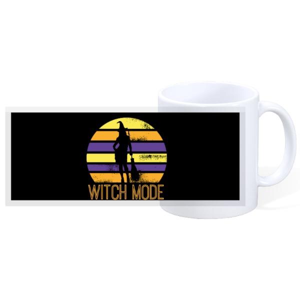 Witch Mode - 11oz Ceramic Mug