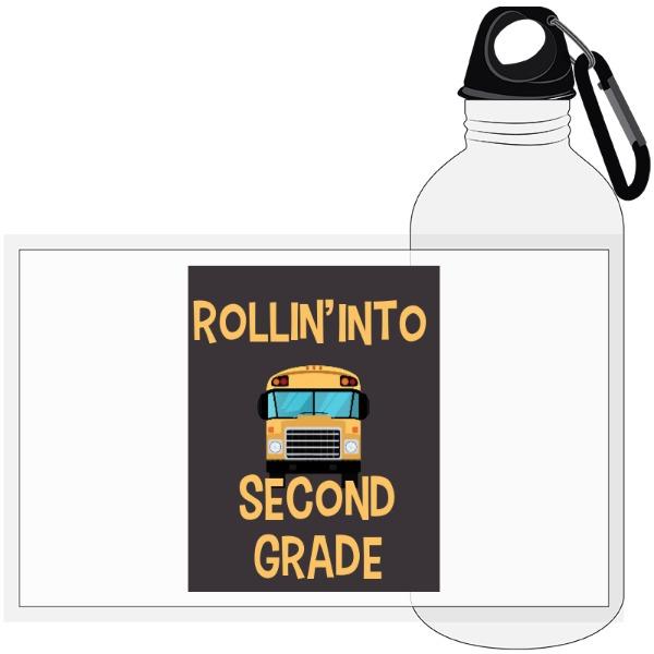back to school - 20oz Travel Bottle