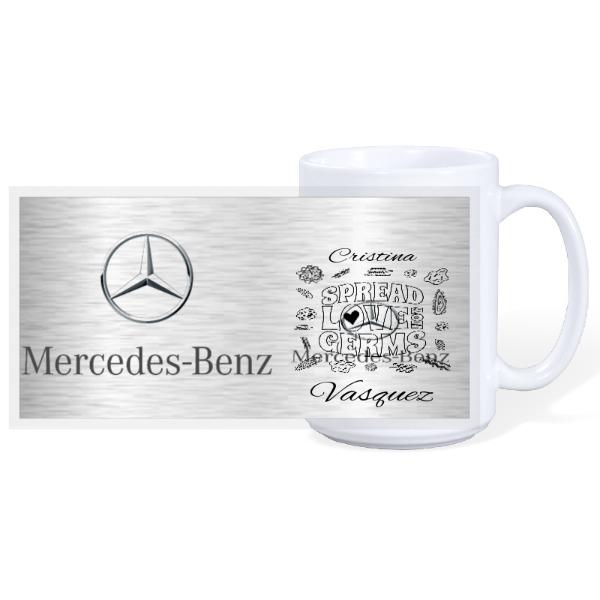 Personalize mug - 15oz Ceramic Mug