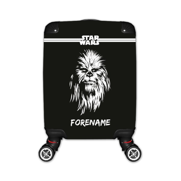 Star Wars Chewbacca Paint Kid's Suitcase