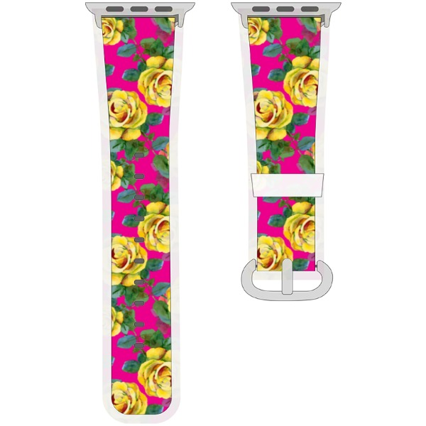 Correa de flor - Watchband for Apple Watch