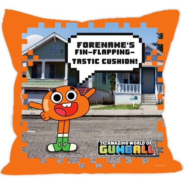 Gumball Darwin Cushion
