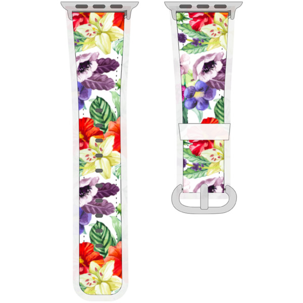 Floral Watchband  - Watchband for Apple Watch 38-22