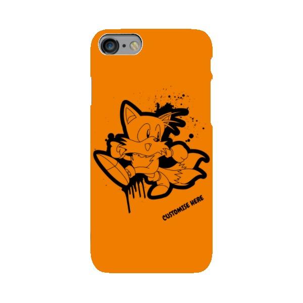 iPhone 7 Case - Graffiti Tails - Classic Sonic