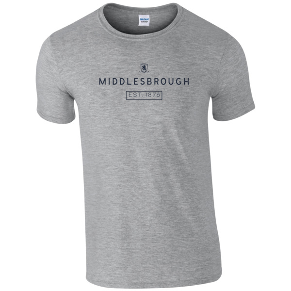 Middlesbrough FC Minimal T-Shirt