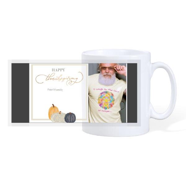 Thanks Giving  - 10oz Ceramic Mug