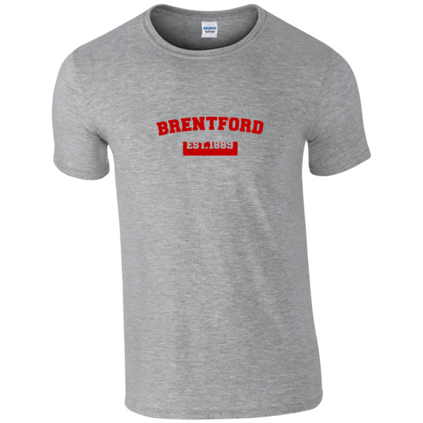 Brentford FC Varsity Established T-Shirt