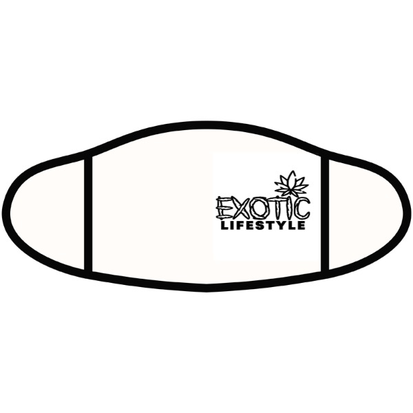 Exotic Lifestyle4 - Face Mask- Small