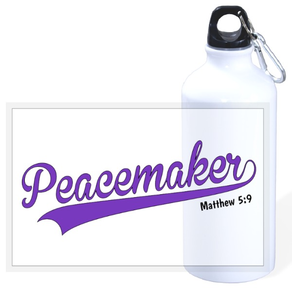 Peacemaker - 20oz Travel Bottle