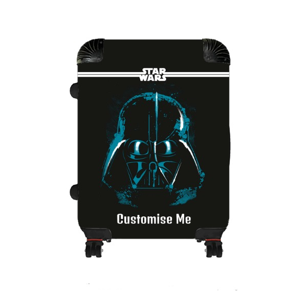 Star Wars Darth Vader Paint Medium Suitcase