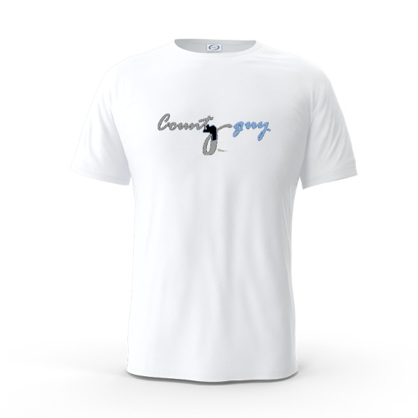 County guy - Mens Solar Short Sleeve Small Print Area