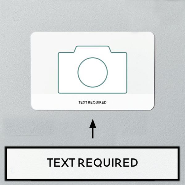P SUB - PHOTO UPLOAD WALLET CARD