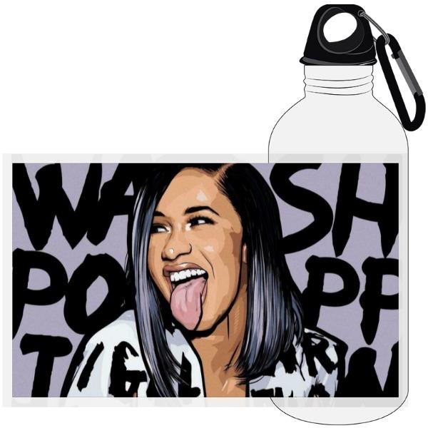 Parti Water Bottle - 20oz Travel Bottle