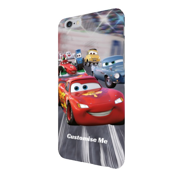 Disney Cars Lightning McQueen iPhone 6+/6s+ Clip Case