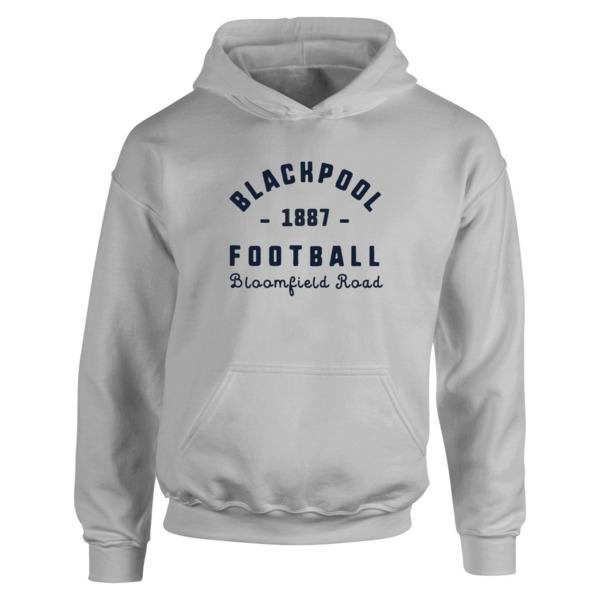 Blackpool FC Stadium Vintage Hoodie