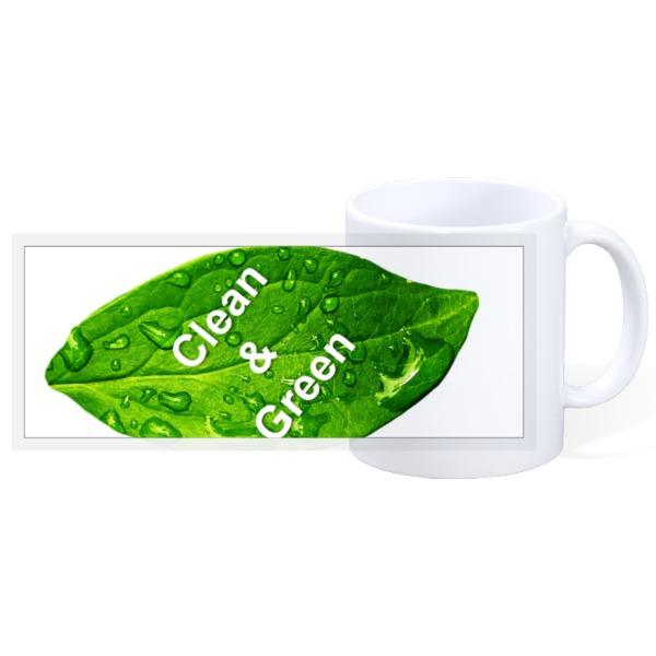 Clean Air Mug - 11oz Ceramic Mug