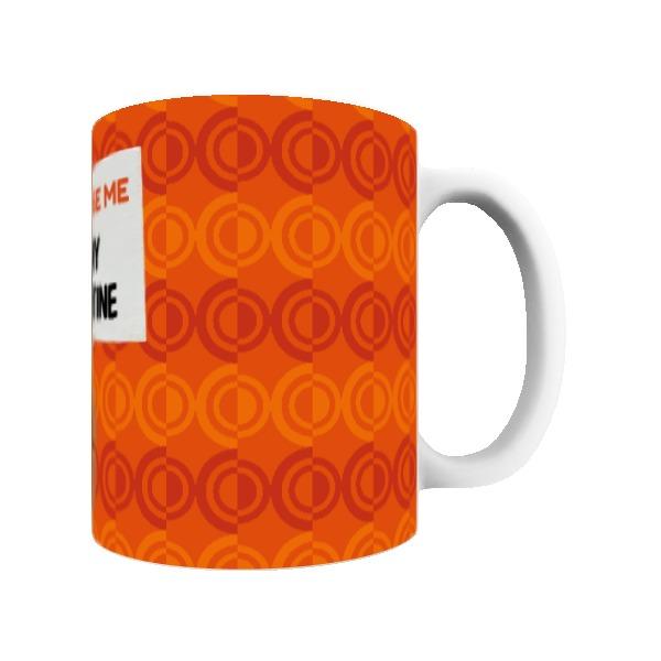 Aardman Morph 'Be My Valentine' Mug
