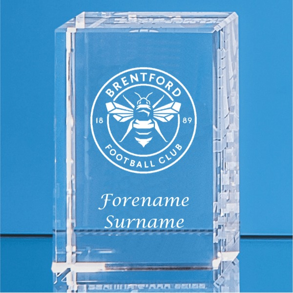 Brentford FC Crystal Rectangle