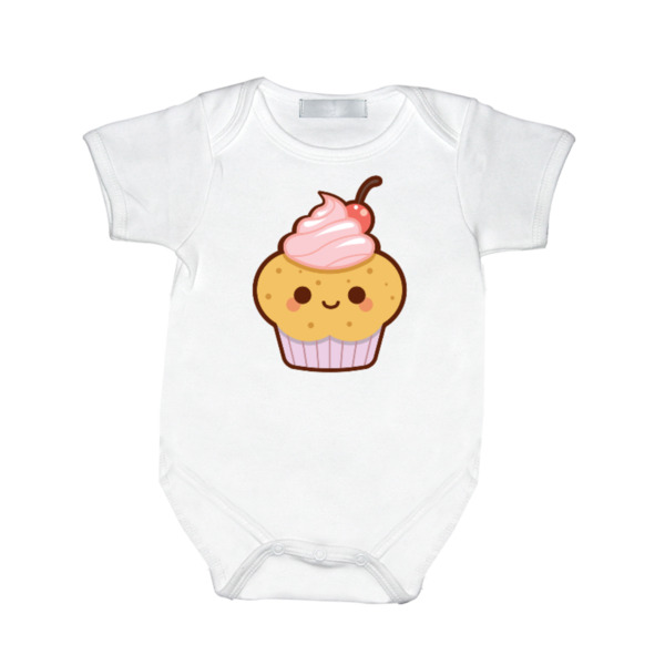 Cupcake Foodies - Baby One Piece