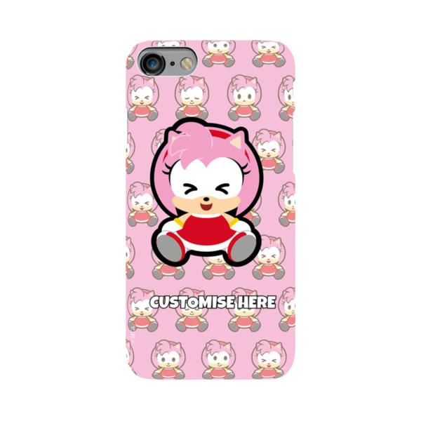iPhone 7 Case - Amy Emoji - Modern Sonic
