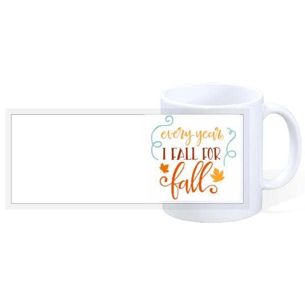 fall mug - 11oz Ceramic Mug