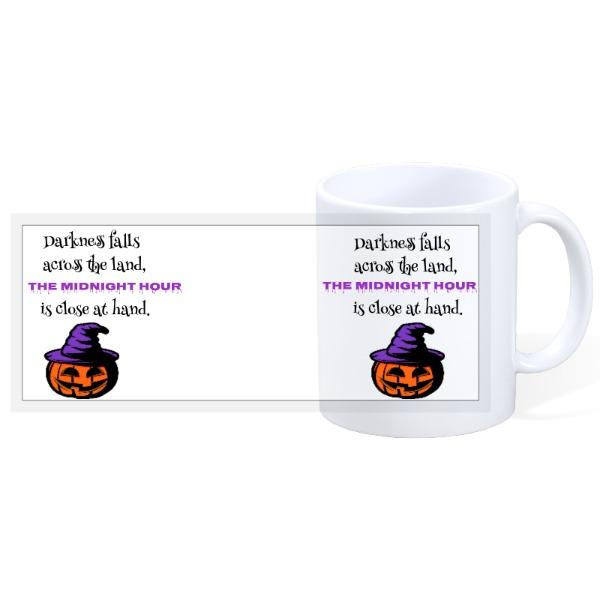 Midnight Hour - Halloween 2 - 11oz Ceramic Mug