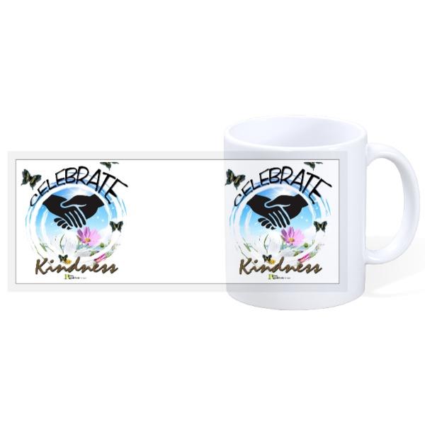 CELEBRATE Kindness - 11oz Ceramic Mug