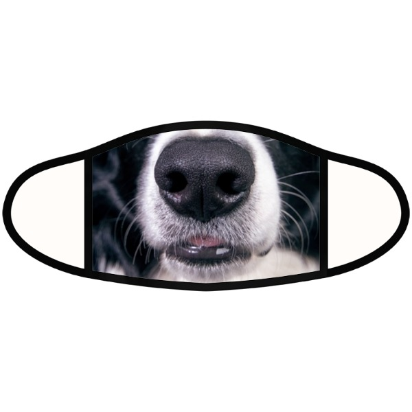 Dog mask - Face Mask- Large