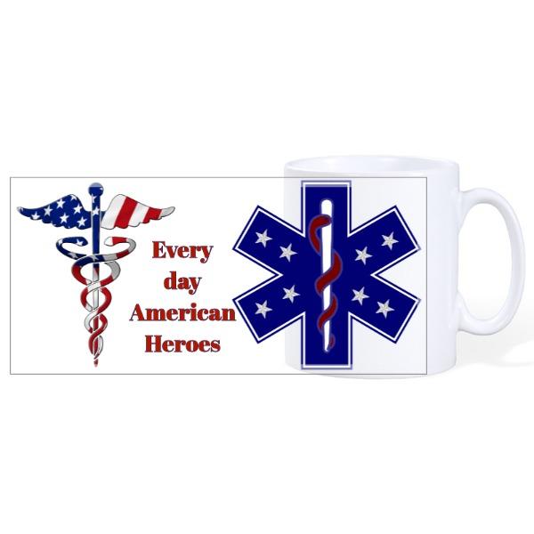 EMS Appreciation Mug - Ceramic Mug