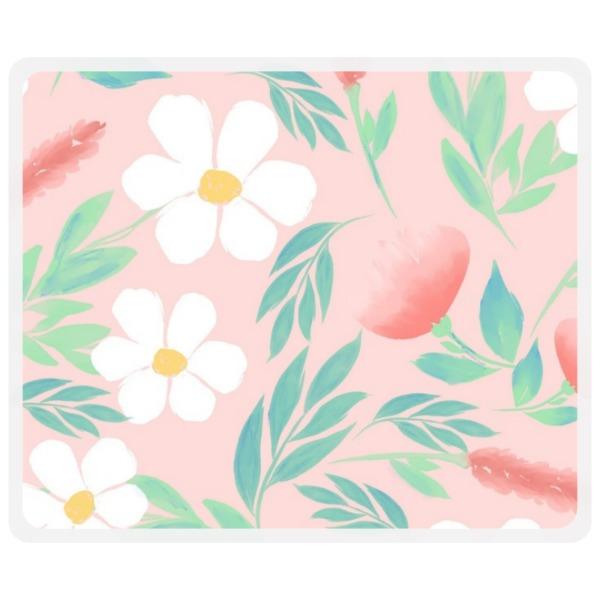 Choose Happy Pink  - Mousepad