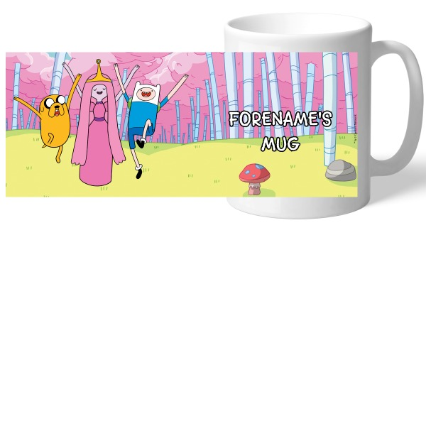 Adventure Time Group Name Mug