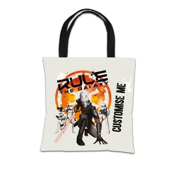 """Star Wars Rebels """"Rule The Galaxy"""" Tote Bag"""