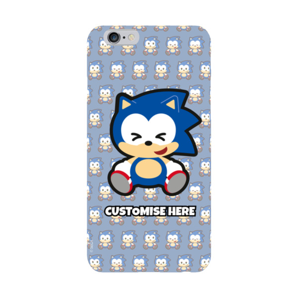 iPhone 6/6S Case - Sonic Emoji - Modern Sonic