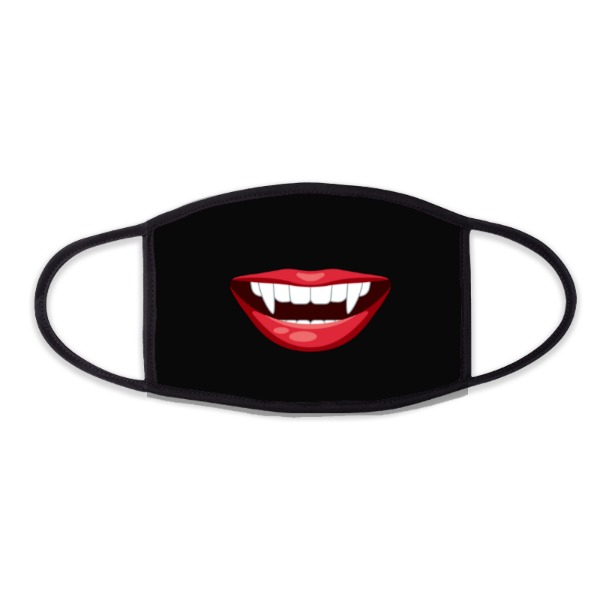 Vampire - Face Mask- Small