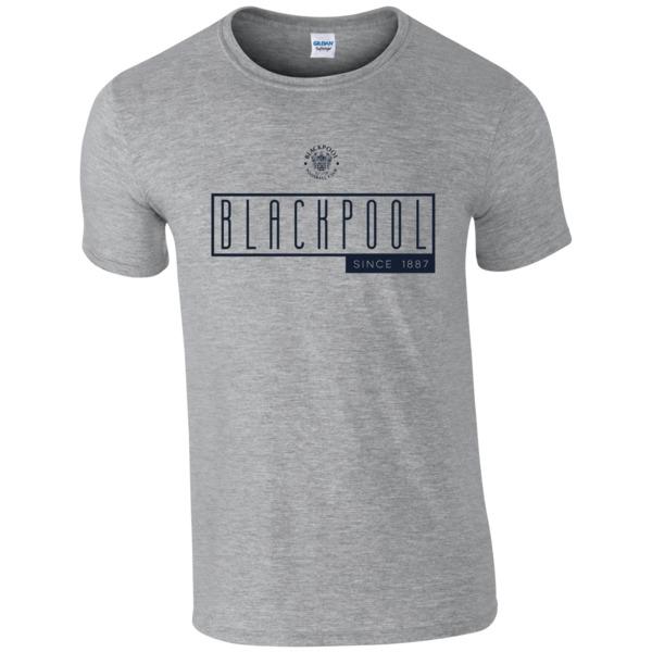 Blackpool FC Art Deco T-Shirt
