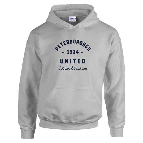 Peterborough United FC Stadium Vintage Hoodie