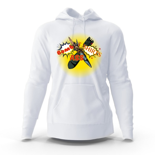 A Rangel Designs - Hoody Sweatshirt Large Print Area